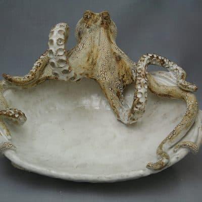 Octopus Serving Platter