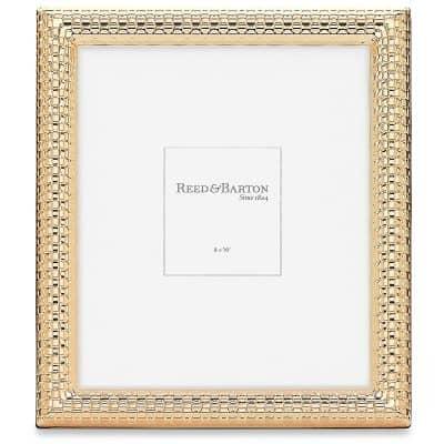 Watchband Gold Frame 8×10