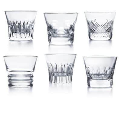 Everyday Baccarat (Noos) Tumbler, Set Of 6