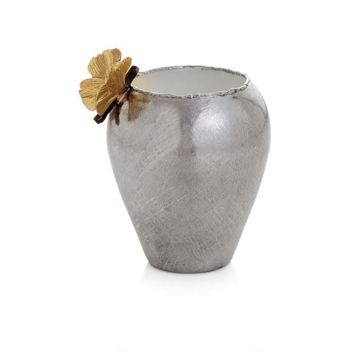 Butterfly Gingko Bud Vase - Carats Jewelry and Gifts