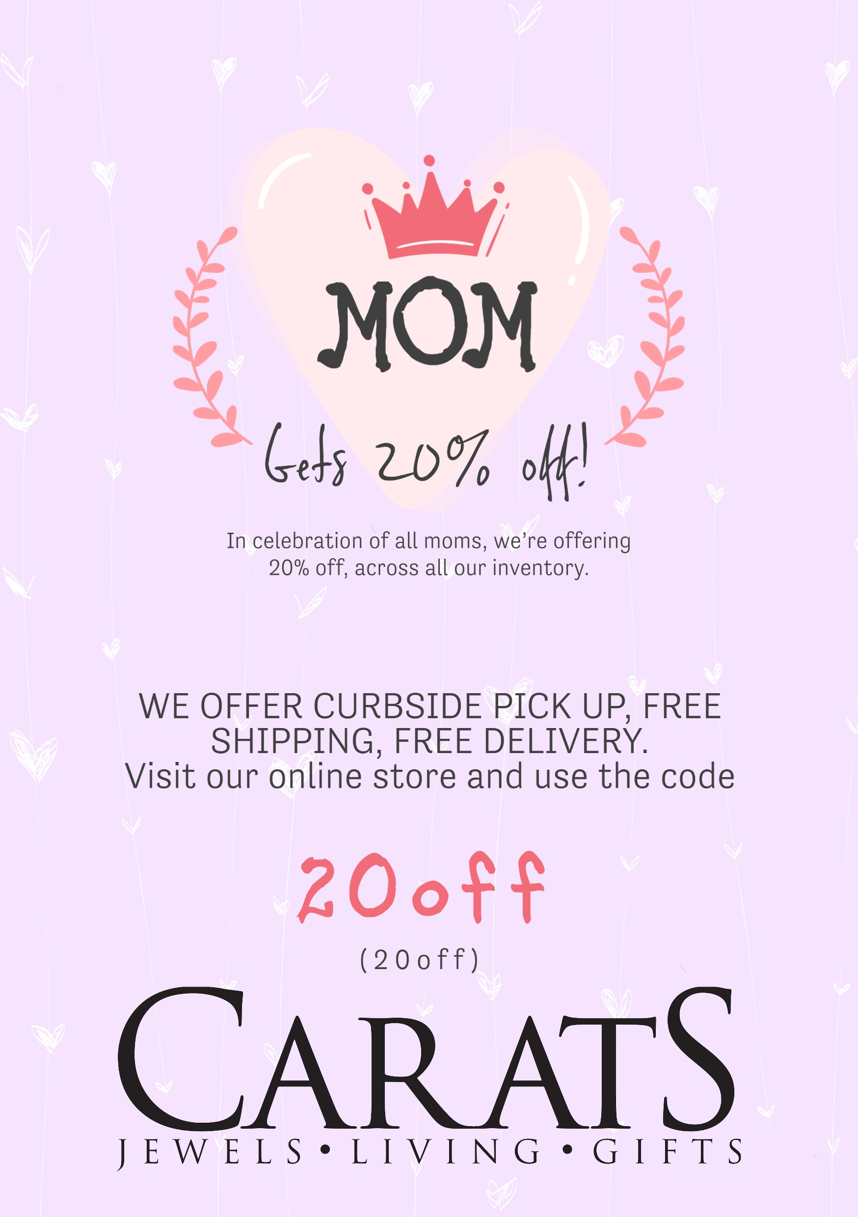Mother's Day Great Gift Ideas for Mom!