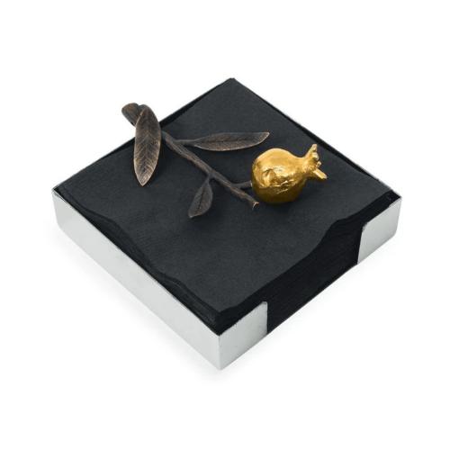 MICHAEL ARAM POMEGRANATE NAPKIN HOLDER - Carats Jewelry and Gifts