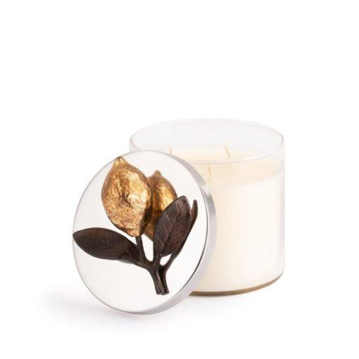 MICHAEL ARAM LEMONWOOD CANDLE - Carats Jewelry and Gifts