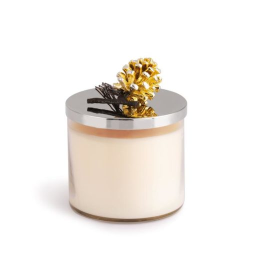 MICHAEL ARAM PINE CONE CANDLE - Carats Jewelry and Gifts