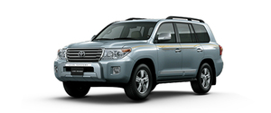 Land Cruiser 2016 VS X3