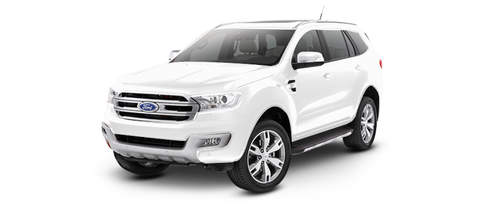 Ford Everest Cool White >> Ford Everest Colors Available In 7 Colors In Bangladesh Carbay