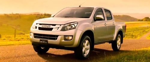 Chevrolet Colorado Xtreme VS Isuzu D-Max
