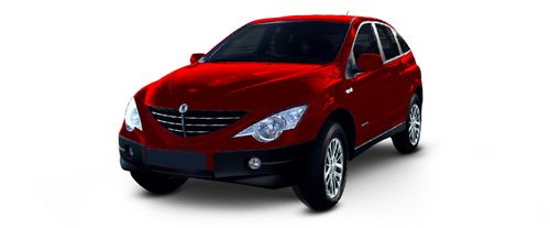 Ssangyong Cars In Thailand Ssangyong Car Prices Models Reviews
