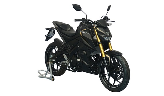 Yamaha m slaz 150 price specification and review in for Yamaha motorcycles thailand prices