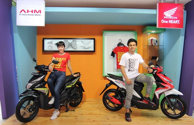 Pilihan Warna All New Honda BeAT eSP