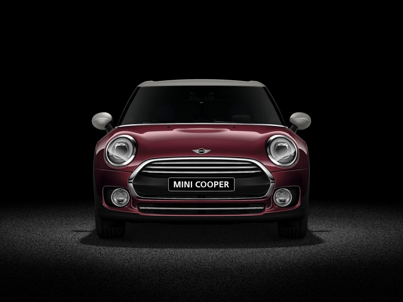 mini copper front