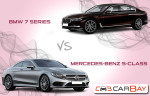 BMW 7-Series vs Mercedes Benz S-Class: Battle of the luxury saloons