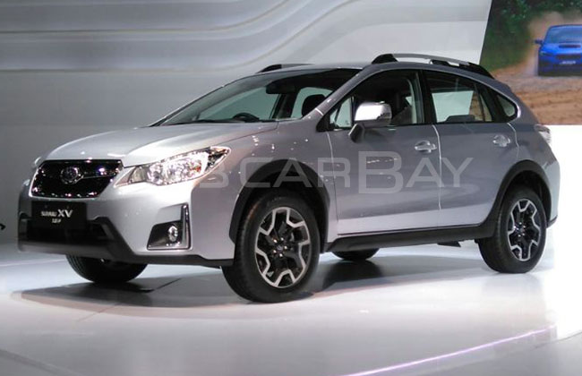 Subaru XV 2016 Launched in Thailand | CarBay