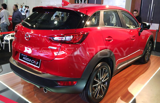 Mazda CX-3, First Impression and Price Quotation