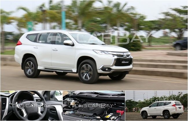 Ini Perbandingan Harga All-new Fortuner vs All-new Pajero ...