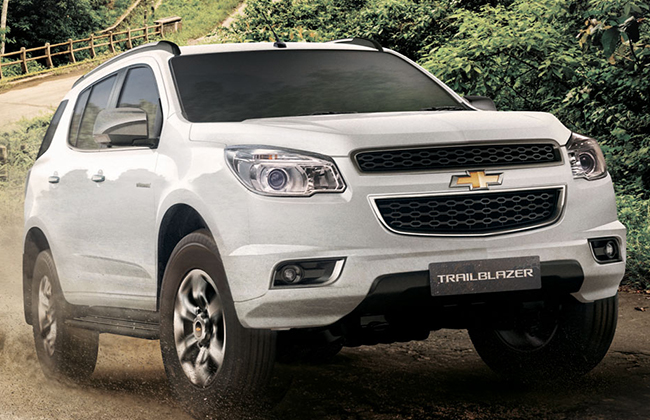 chevrolet philippines all set to propose special offers on trailblazer carbay. Cars Review. Best American Auto & Cars Review
