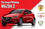 Mazda 2: A Car With Multiple Awards