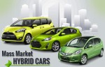Growing Popularity of Mass Market Hybrid Cars