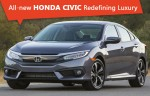 All-new Honda Civic Coming Soon- What's Under the Flesh?