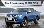 Mitsubishi Triton GLS Limited Edition arriving at BMS 2016 – Raising the expectations!