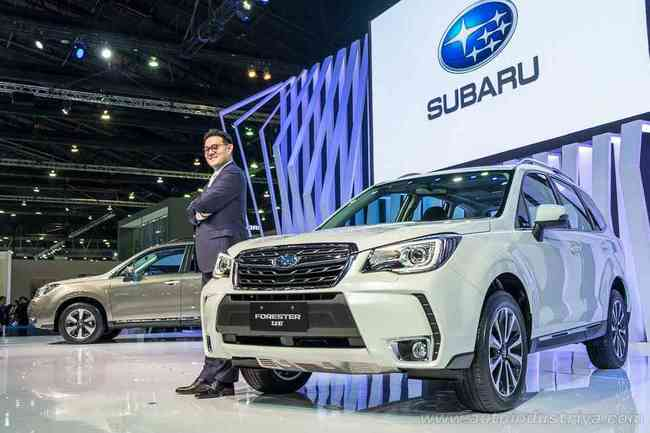 new car releases 2016 philippinesSubaru Launches 3 Variants of 2016 Forester for The Philippines