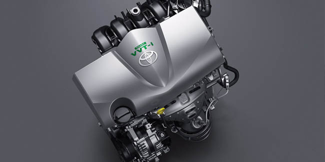 vvt-i engine toyota