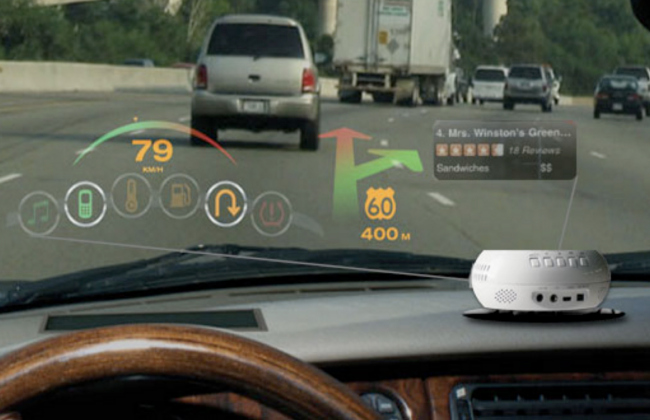 AR Dashboard