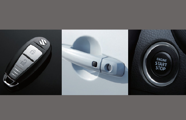 Swift keyless entry