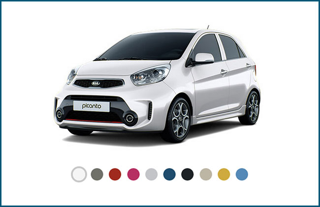 kia picanto the stylish comfortable budgetary hatch carbay. Black Bedroom Furniture Sets. Home Design Ideas