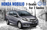 Honda Mobilio - The Reason For Sky-Shooting Honda Sales