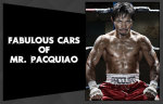 Manny Pacquiao's Car Collection is as Great as His Boxing Skills