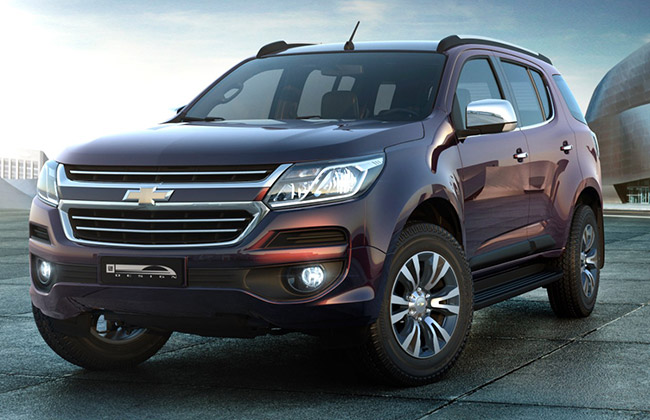 2017 chevrolet trailblazer to arrive by december 2016 in the philippines ca. Cars Review. Best American Auto & Cars Review