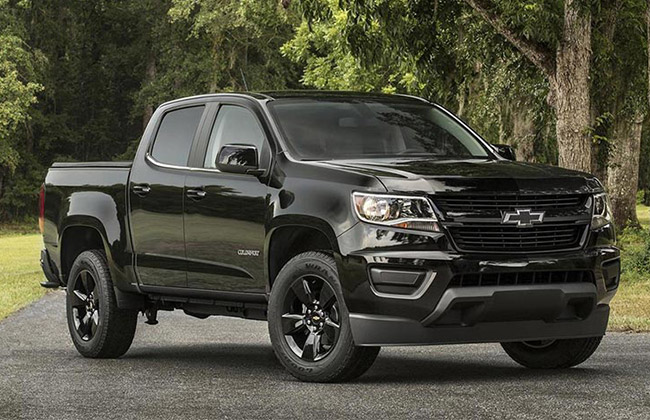 Carbay 2017 Chevrolet Colorado Plotted With 36 Litre V6 Engine
