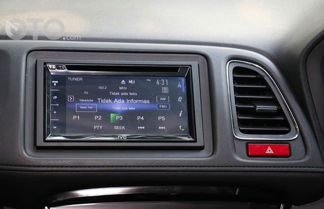 Audio HR-V