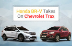 Honda BR-V Against Chevrolet Trax: Which One Will Be Your Pick?