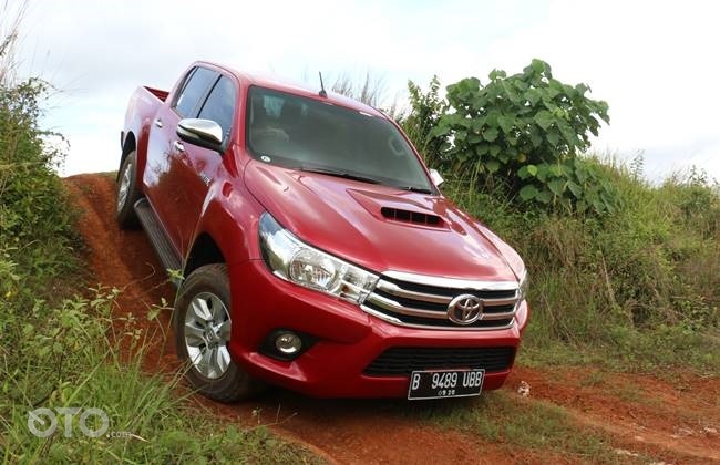 hilux offroad