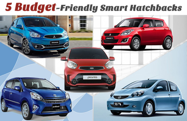 Top 5 Value For Money Hatchbacks In The Philippines