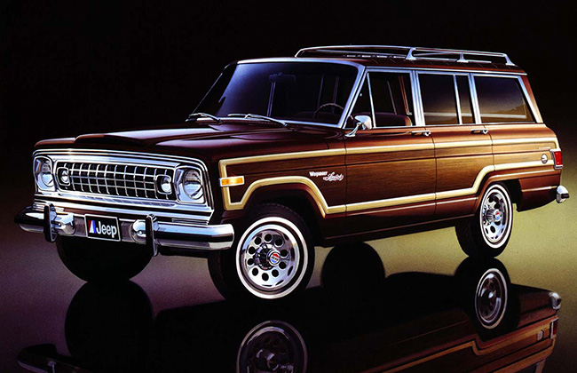 Jeep Grand Wagoneer Planned For 2018 Launch