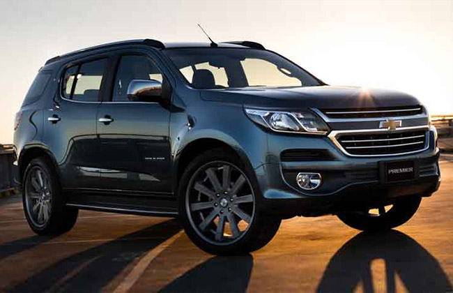 2017 Chevrolet Trailblazer available for sale in the country   CarBay