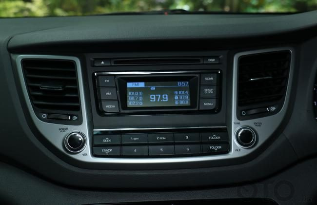 headunit all new tucson