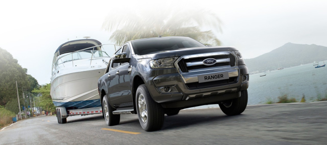 Ford Ranger features