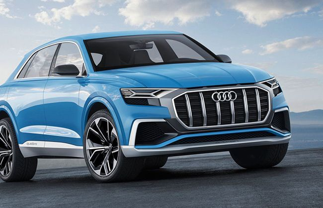 audi q8 e tron concept revealed at naias 2017 carbay. Cars Review. Best American Auto & Cars Review