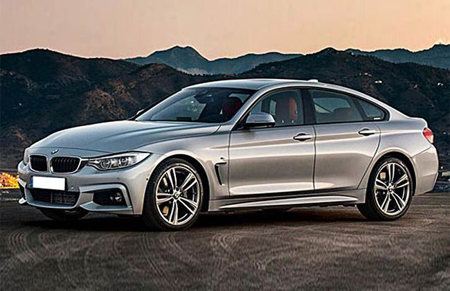 bmw 4 series gets updated for 2017 carbay. Black Bedroom Furniture Sets. Home Design Ideas