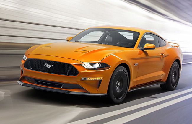 Updated 2018 Ford Mustang Revealed!