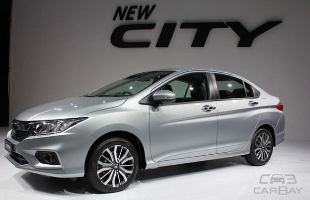 Honda Malaysia launches the new City