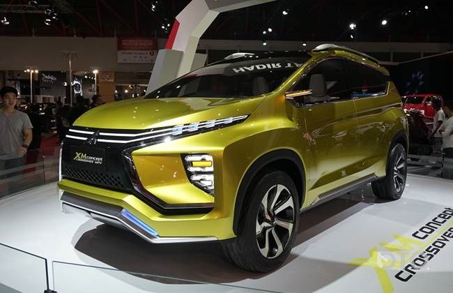 Fresh Teasers Of The Mitsubishi Expander Released In