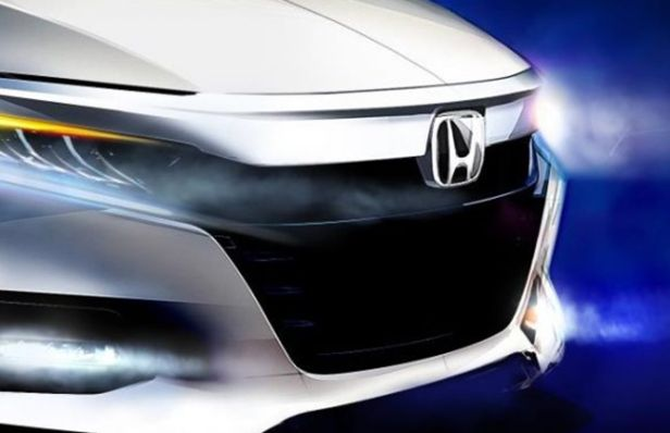 2018 Honda Accord teased ahead of its official debut