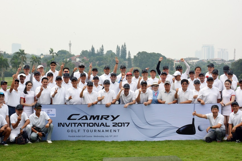 Camry Invitational Golf Tournament 2017 (2)