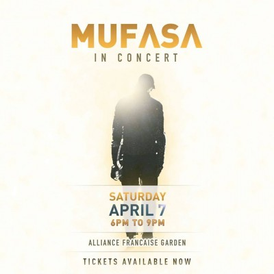 MUFASA IN CONCERT.