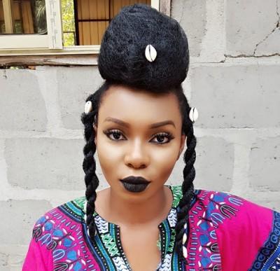 Yemi Alade rocked Koroga...